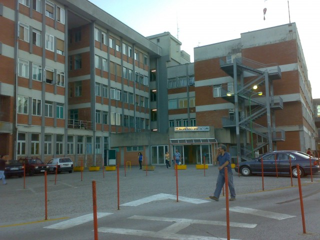 Ospedale di Oliveto Citra