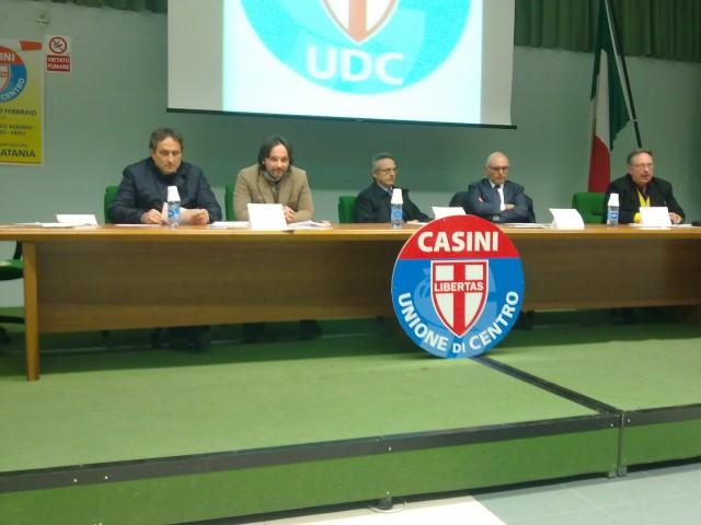 Infante-Mazzini-Catania-Cobellis-Verdini-UDC-Eboli