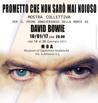 David Bowie-collettiva d'Arte-MOA Eboli