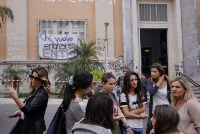 Liceo classico Umberto I Napoli