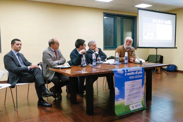 Ugo Tozzi-convegno sull'ambiente