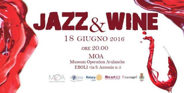 Jazz & Wine al Moa