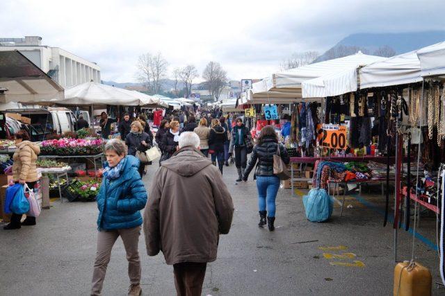 mercatino rionale