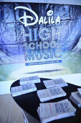 Dalila higt school music