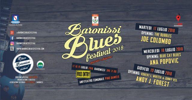 Baronissi Blues Festival 2018