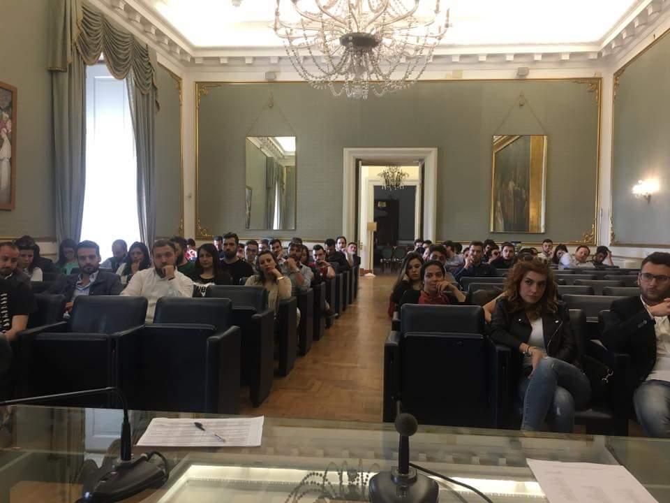 Elezioni Forum Provinciale Salerno dei Giovani