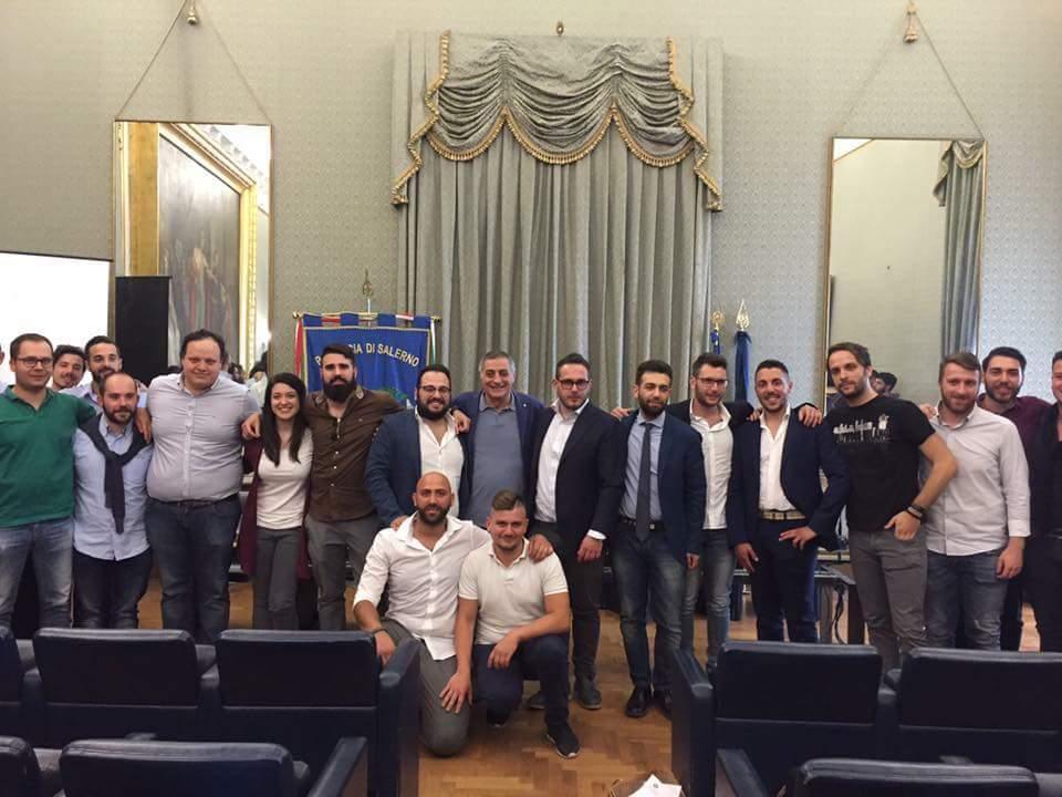 Forum provinciale dei Giovani di Salerno-Consiglio Direttivo con Raffaele Mauri