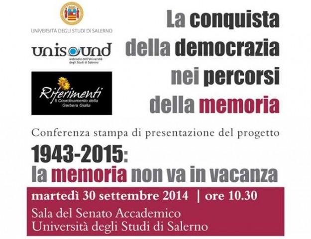 1943_2015_ la memoria non va in vacanza