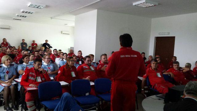 2° Nucleo Reparto Sanità Pubblica-CRI-Salerno