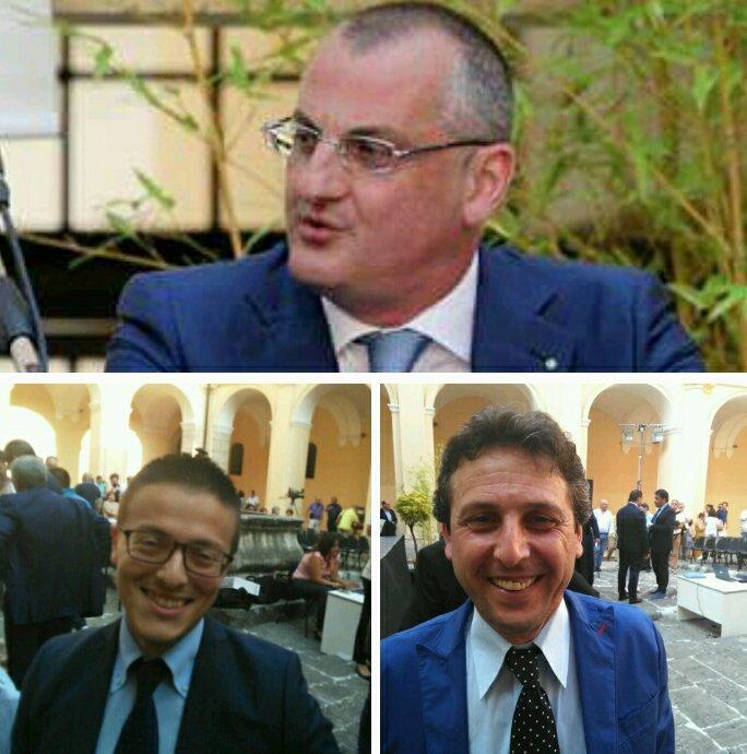 Massimo Cariello-Damiano Cardiello-Vittorio Bonavoglia