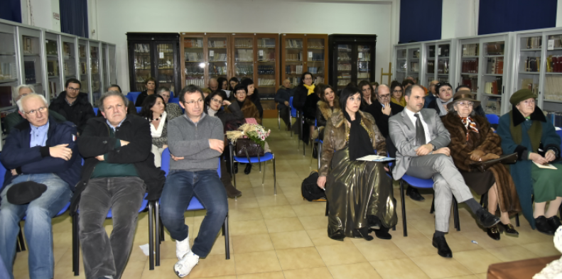 Presentazione Libro Poesie-Giuseppina Palo