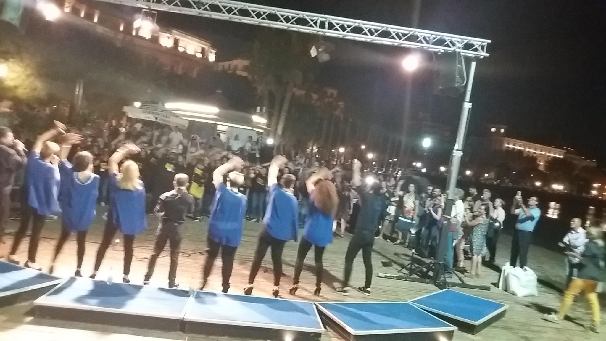 Salerno festival cori2