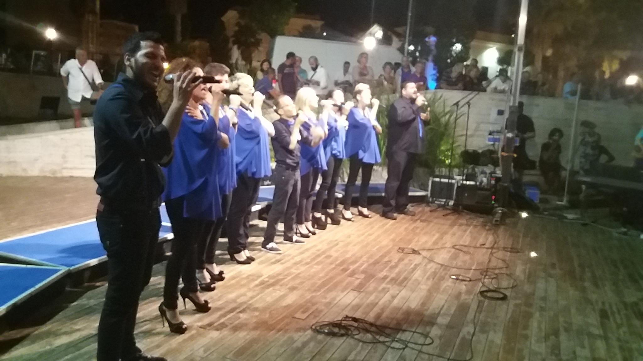 Salerno festival cori1