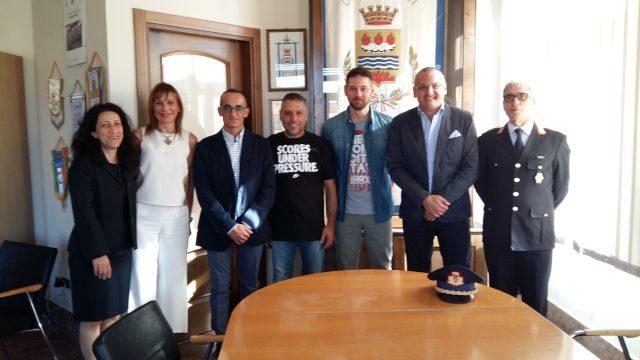 Massimo Cariello-Mario Dura-nuovi vigili