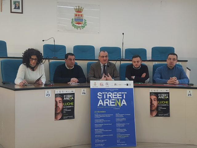 Street Arena-Festa dei Giovani-Eboli