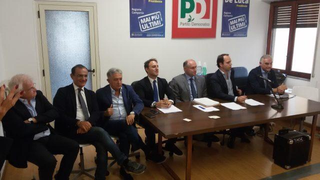Fiore-Picarone-Amabile-piero De Luca-Strianese-Luciano-Canfora