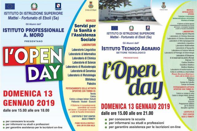 Eboli-Open Day-Istituto Agrario è Professionale