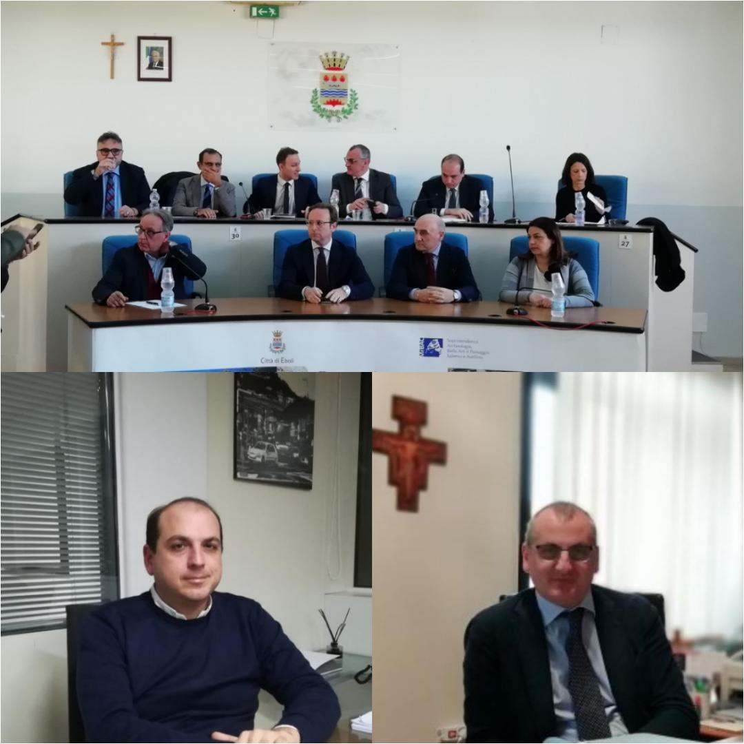 Protocollo-ASI-Comune-Eboli-Antonio Visconti-Massimo Cariello