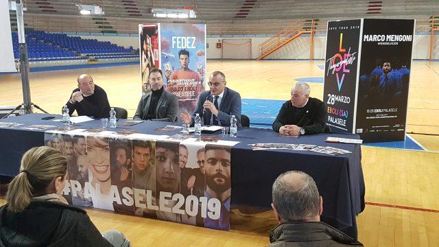 Presentazione eventi 2019 Palasele