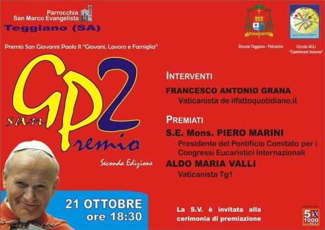 Premio Giovanni Paolo II