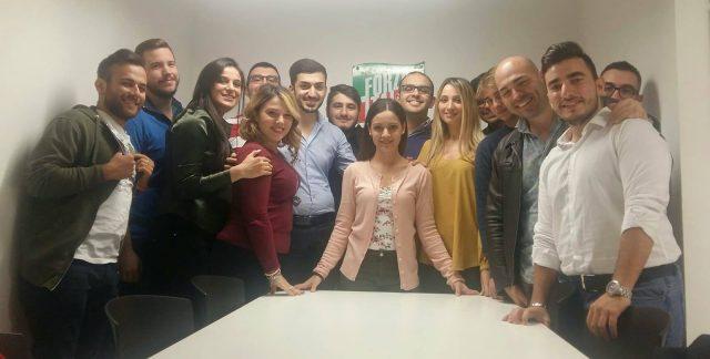 Direttivo provinciale Forza Italia Giovani