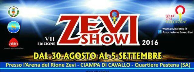 Salerno-Zevi Show 2016