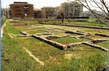 Villa romana eboli