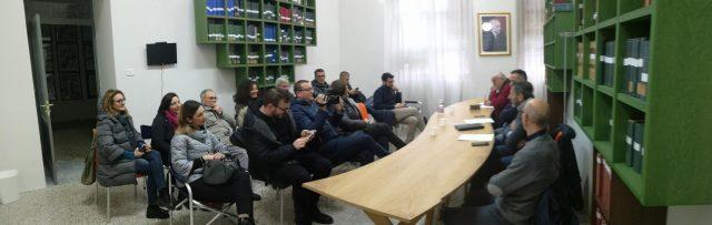 Comitato no compostaggio-conferenza stampa