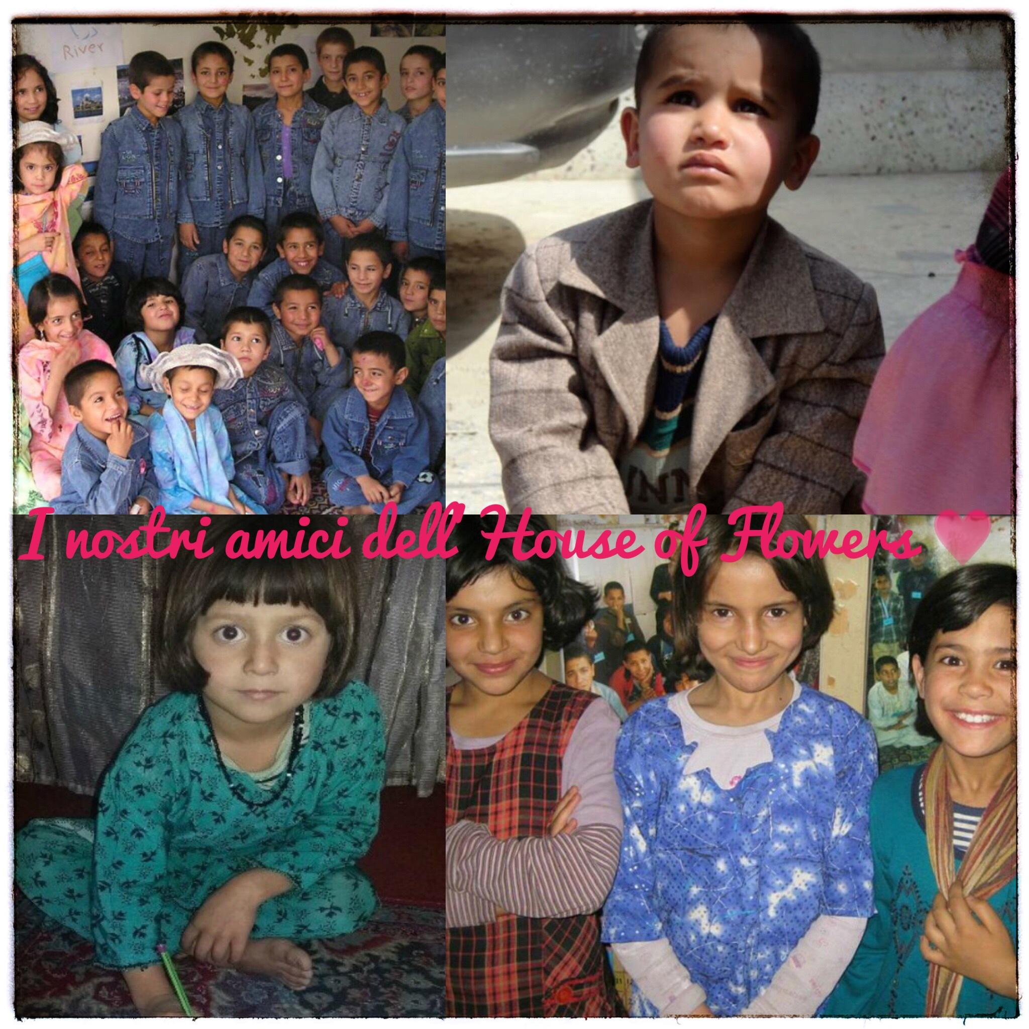 Bimbi Orfanotrofio Kabul