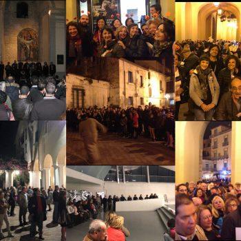 Trekking urbano di solidarietà Salerno