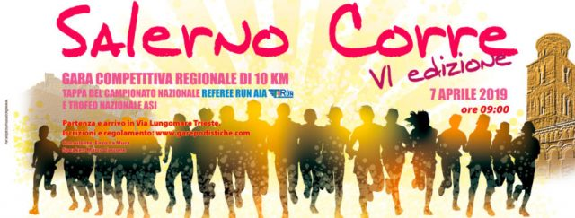 Salerno Corre 2019