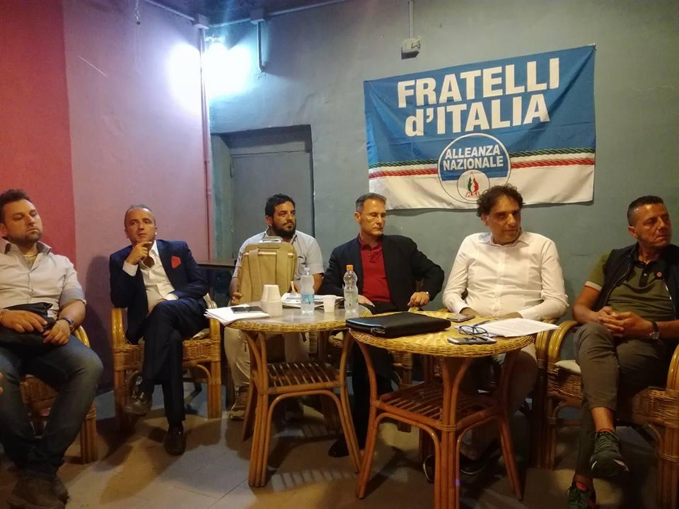 Giannattasio-Iannone-Gioia-Cirielli-Gnocchi
