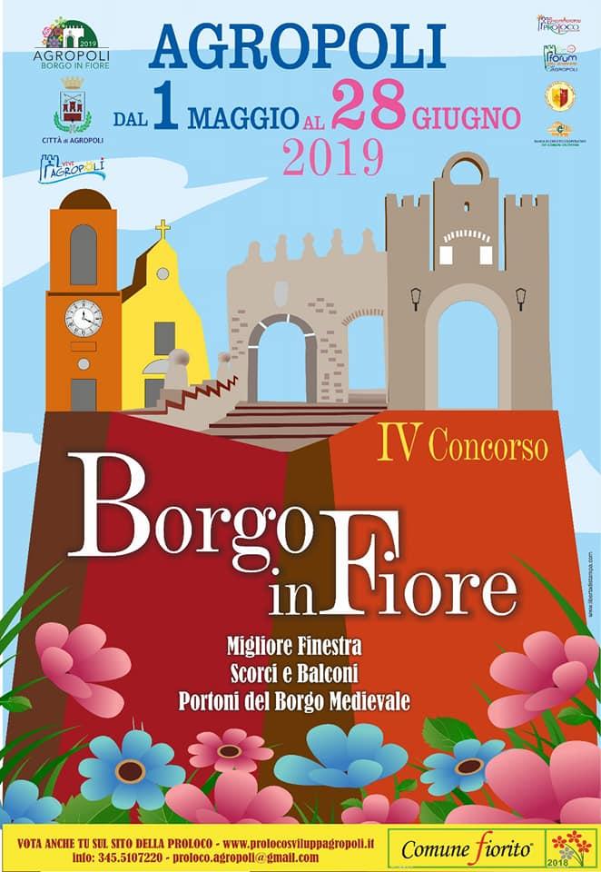 4-Borgo-in-Fiore-2019-Agropoli-Cilento-Programma-Locandina-Comune-fiorito
