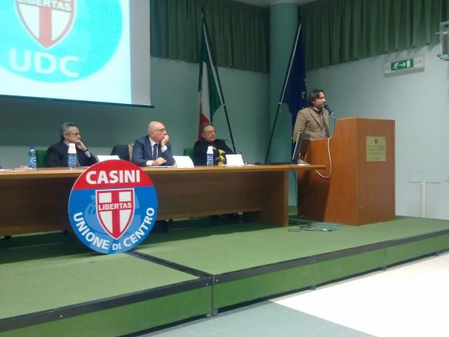 Catania-Cobellis-Verdini-Mazzini-UDC-Eboli