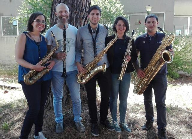 4 giugno Fraioli e Quartetto Hemiolia