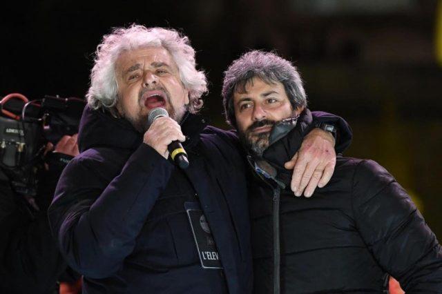 Beppe Grillo-Roberto Fico