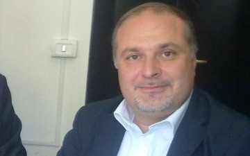 48^ Fiera Campionaria Conferenza stampa Vincenzo Russolillo