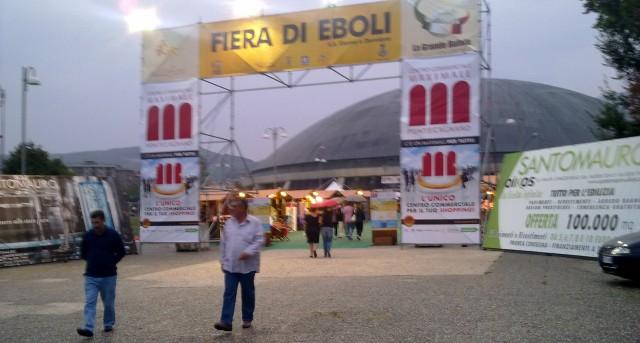 48^ Fiera Campionaria Eboli Ingresso-Foto Politicademente