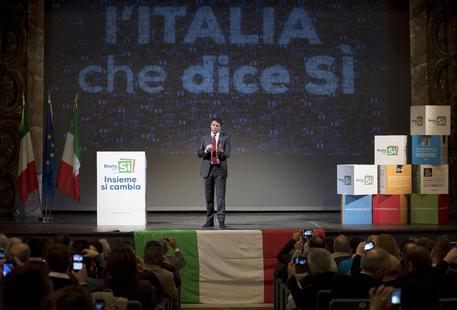 CampaniA-Matteo Renzi
