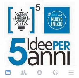 5 idee per 5 anni 1