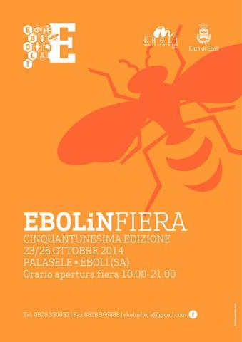 51 Fiera Campionaria Città di Eboli-manifesto