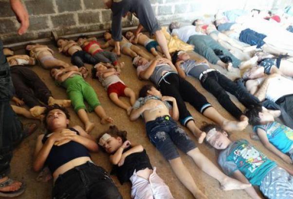 Attacchi chimici-siria
