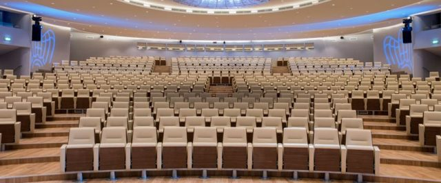 Auditorium Umberto I Salerno