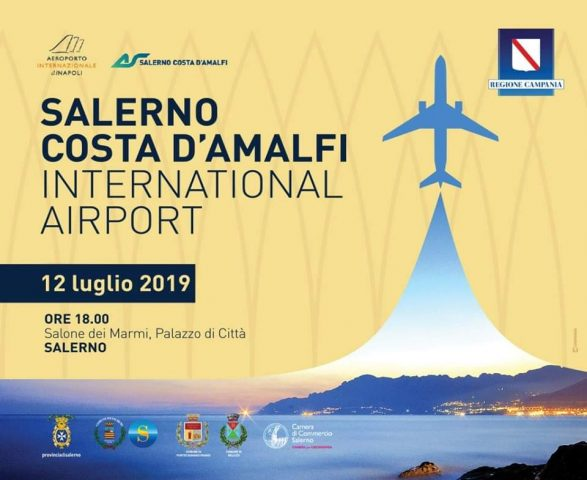 Masterplan-aeroporto-Salerno Costa d'amalfi