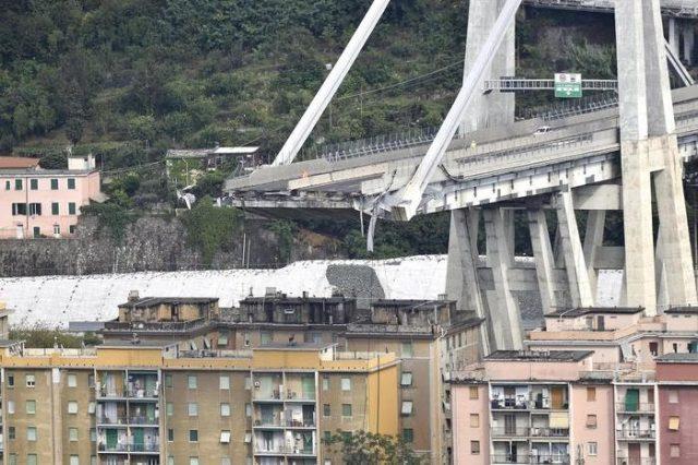 Genova-Ponte Morandi-crollo