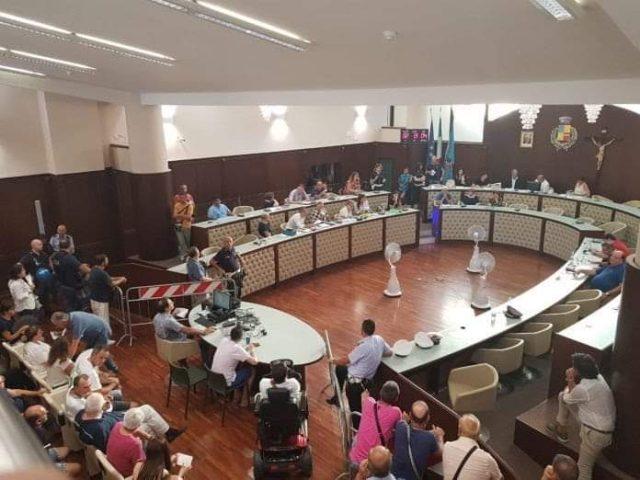 Consiglio comunale Battipaglia