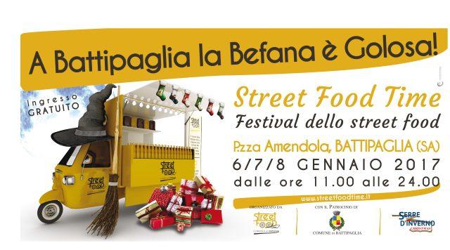 Battipaglia-Street food time