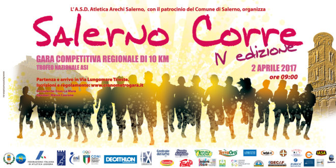 Salerno corre