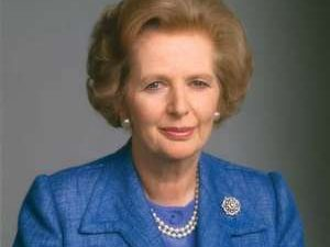 Margharet Thatcher