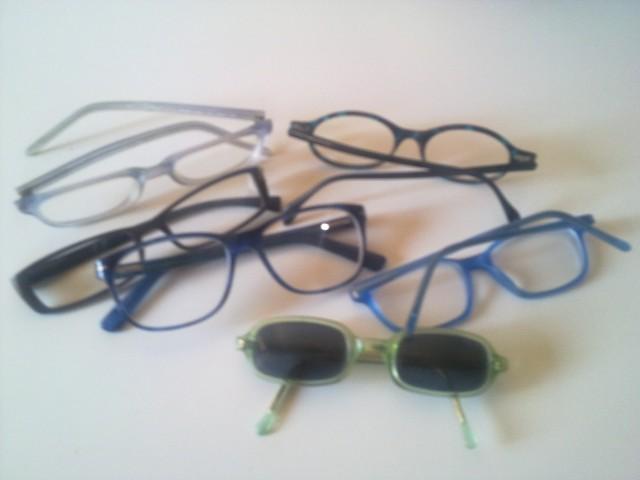9 giornata Nazionale raccolta occhiali usati.
